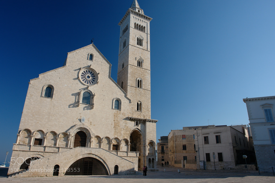 Photograph Cathedral- Trani (Italy) by Antonio Anelli on 500px