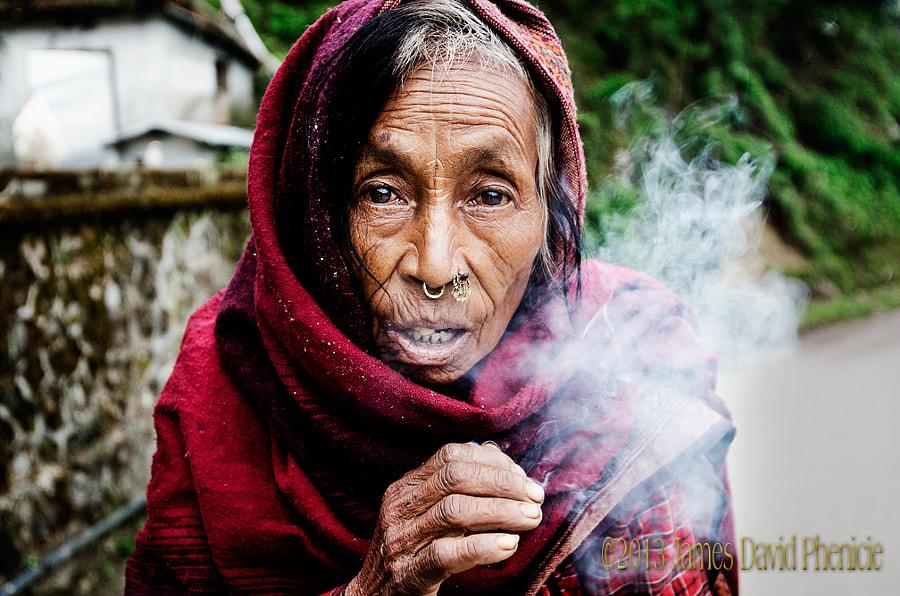 Smoking in a Village