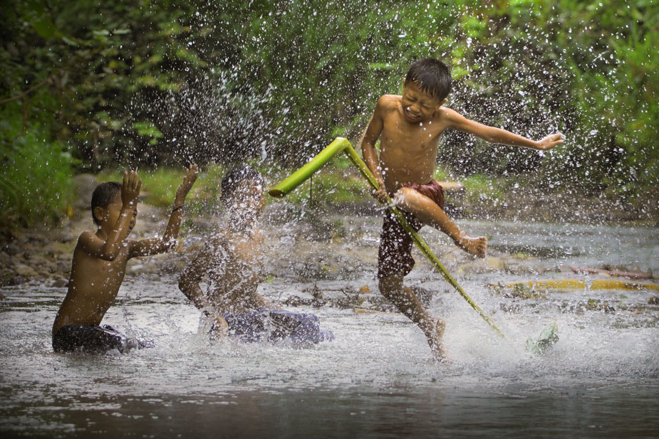 Photograph Childhood 2 by Agah  Permadi on 500px
