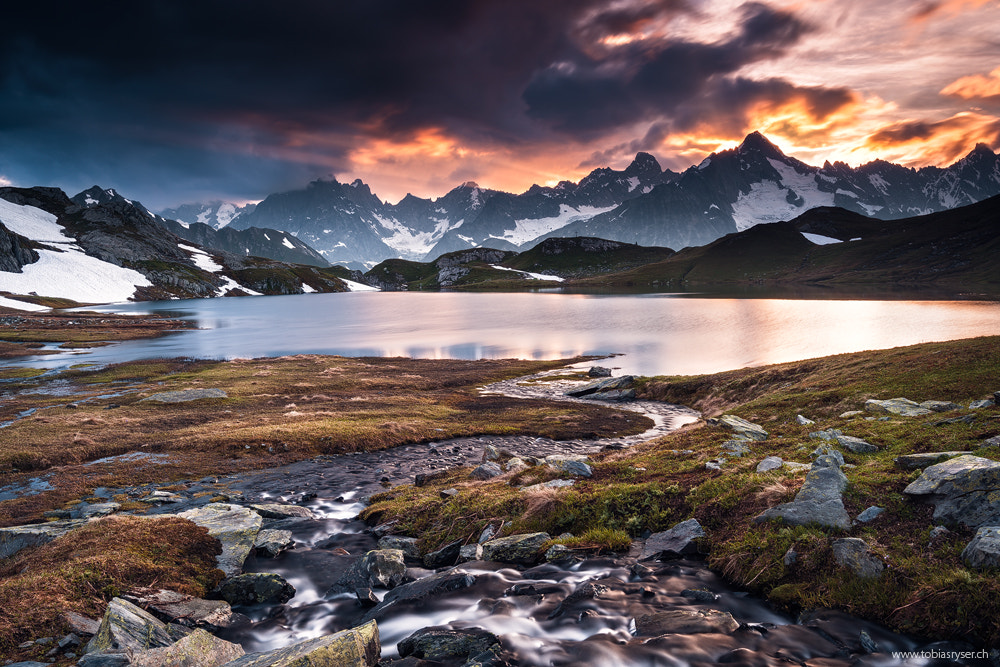 Photograph Burning sky by Tobias Ryser on 500px