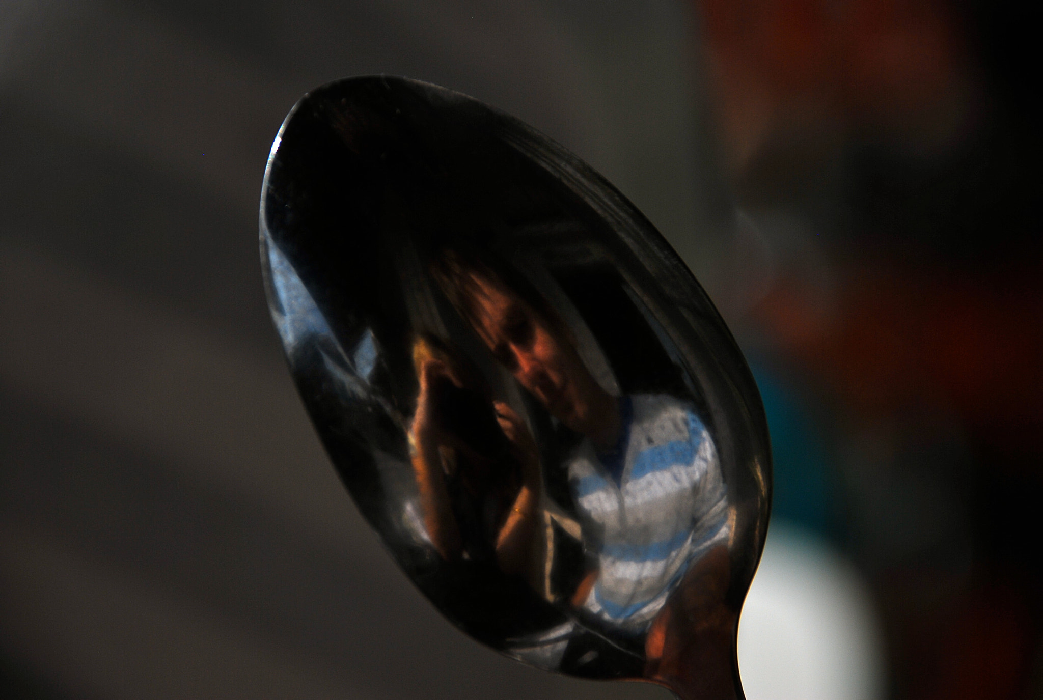 Photograph It is not the spoon that bends, it is only yourself. :) by Max Clarke on 500px