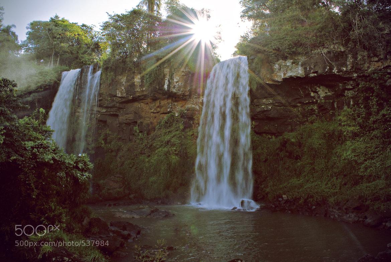 Photograph Small Iguazu Fall by Tatiana Leshina on 500px