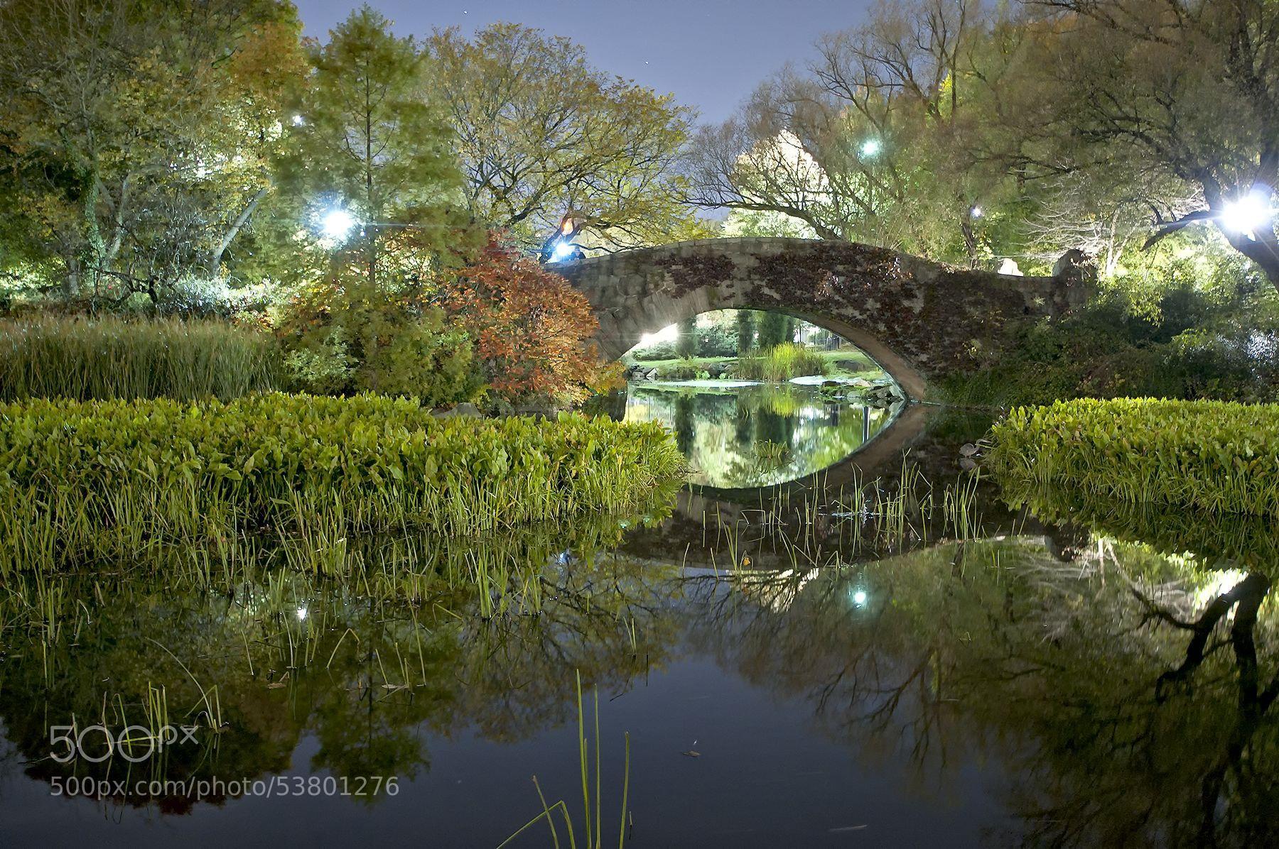 Photograph Gapstow bridge by Darek Siusta on 500px