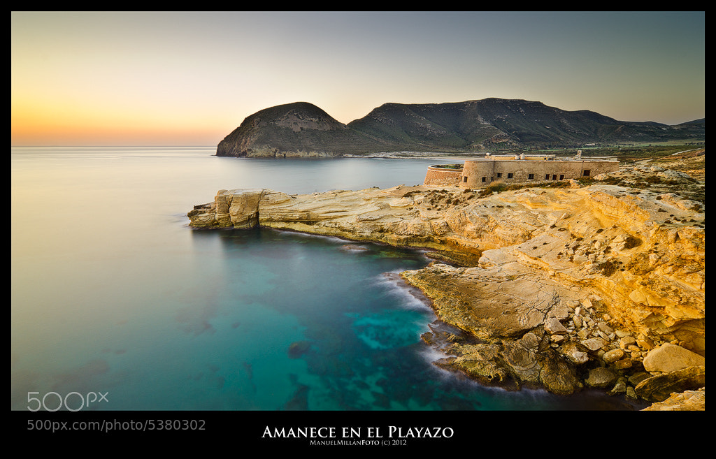 Photograph Amanece en El Playazo (Sunrise on The Playazo Beach) by Manuel Millán on 500px