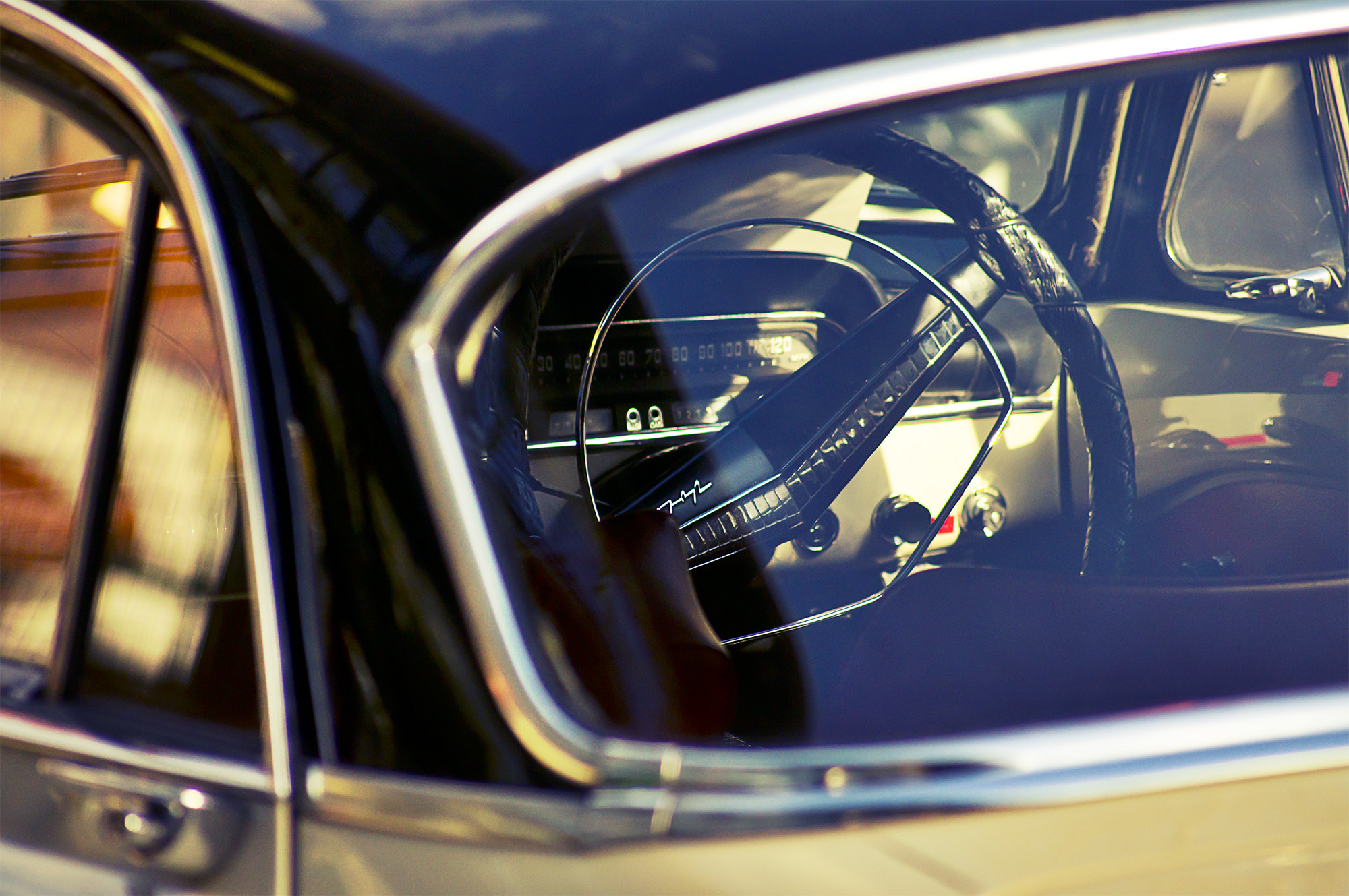 Photograph Volvo Amazon 122S by Andy Kirby on 500px