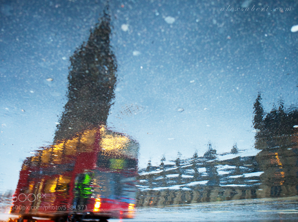 Photograph Rainy way to work by alex saberi on 500px