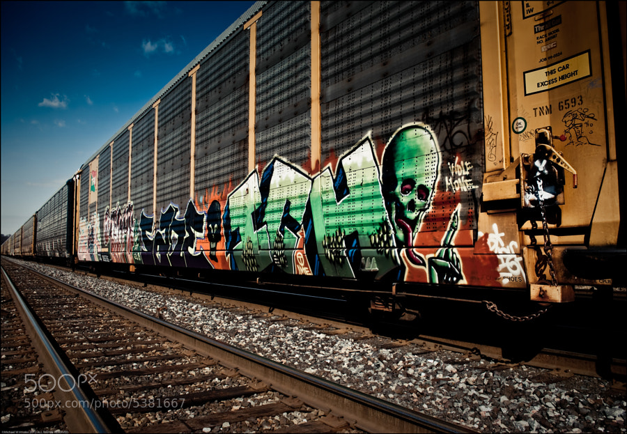 Railroad Grafitti (1)
