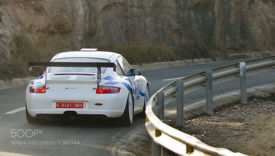 Photograph Porsche GT3 by Ramon Rosa on 500px