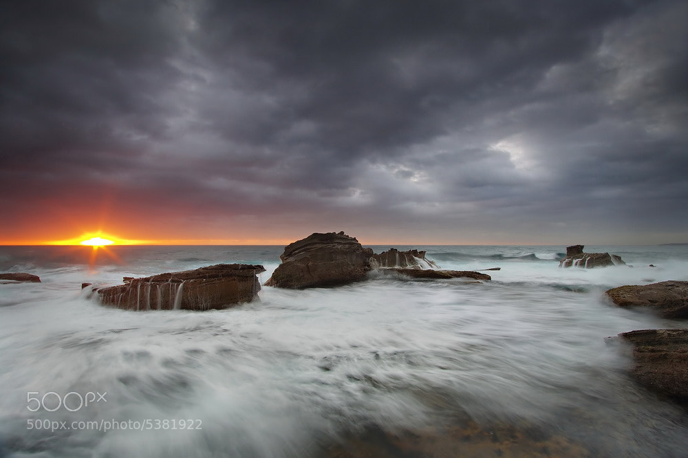 Photograph Bungan Storm Star by Tim Donnelly on 500px