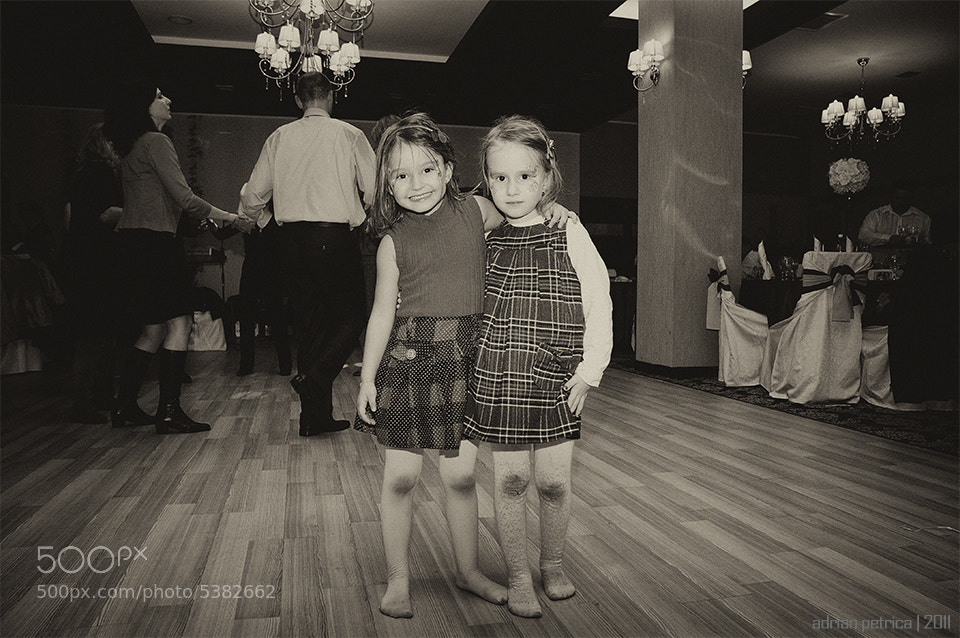 Photograph THE party girls by Adrian Petrica on 500px