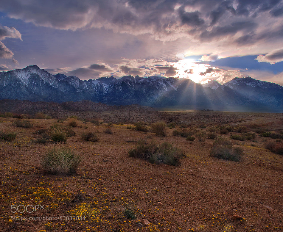 Photograph A Portal to Whitney by Trevor Anderson on 500px