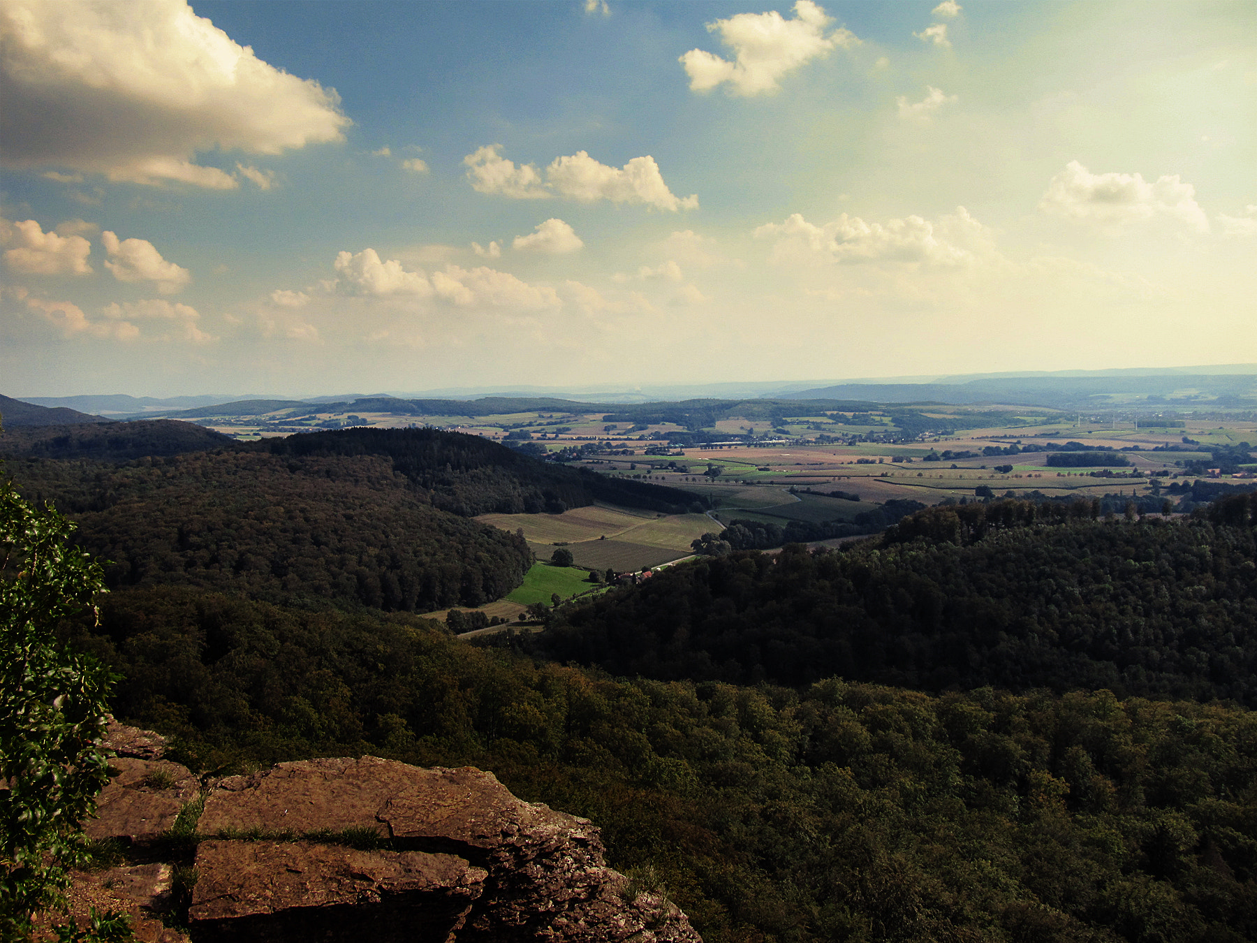 Photograph view from hohenstein by Sascha Hupe on 500px