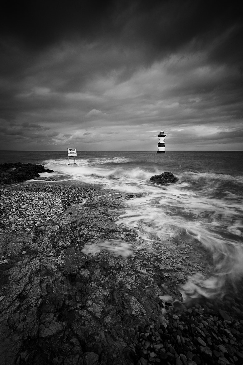 Photograph Black Point B&W by Fiacre Müller on 500px