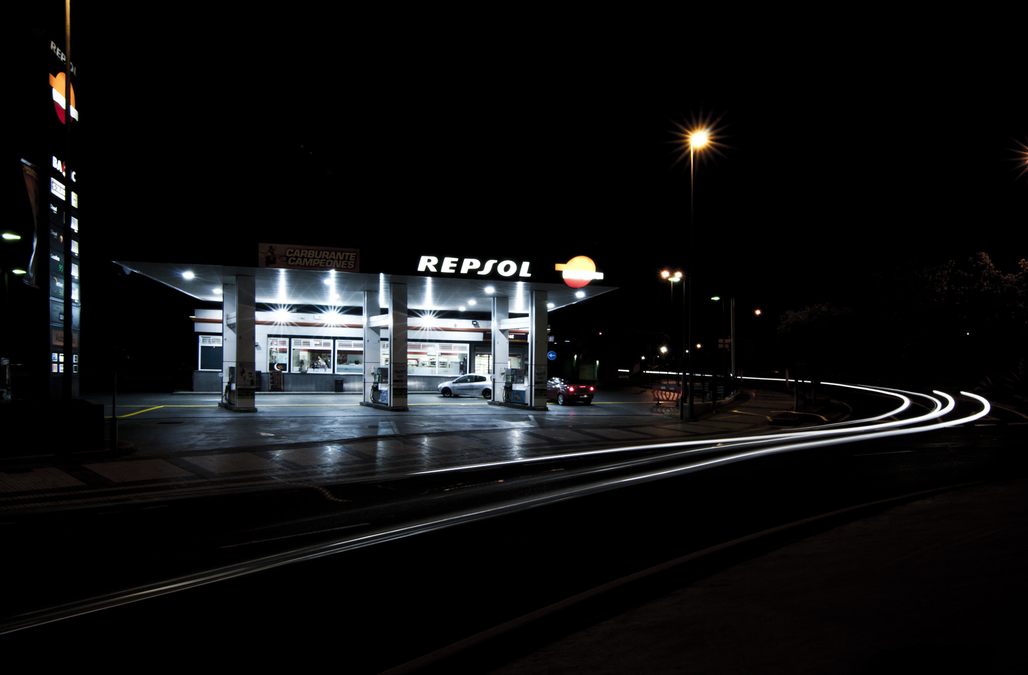 Photograph Repsol by David Azurmendi on 500px