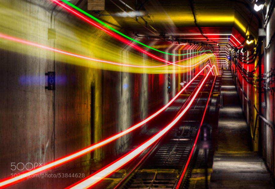Photograph Underground by Tristan O'Tierney on 500px