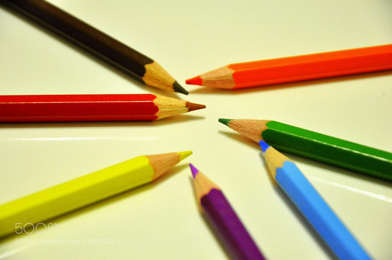 Photograph pencil by Volkan Ülker on 500px
