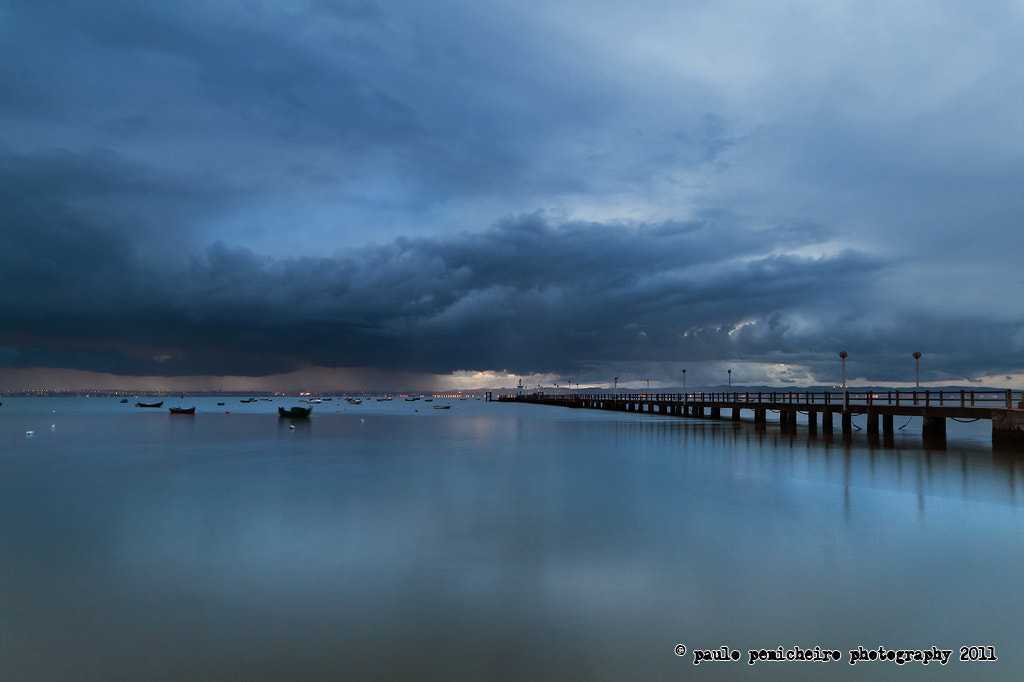 Photograph Simphony in Blue by Paulo Penicheiro on 500px