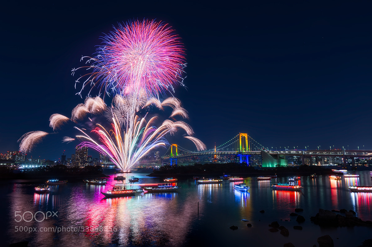 Photograph Rainbows and Fireworks by Agustin Rafael Reyes on 500px