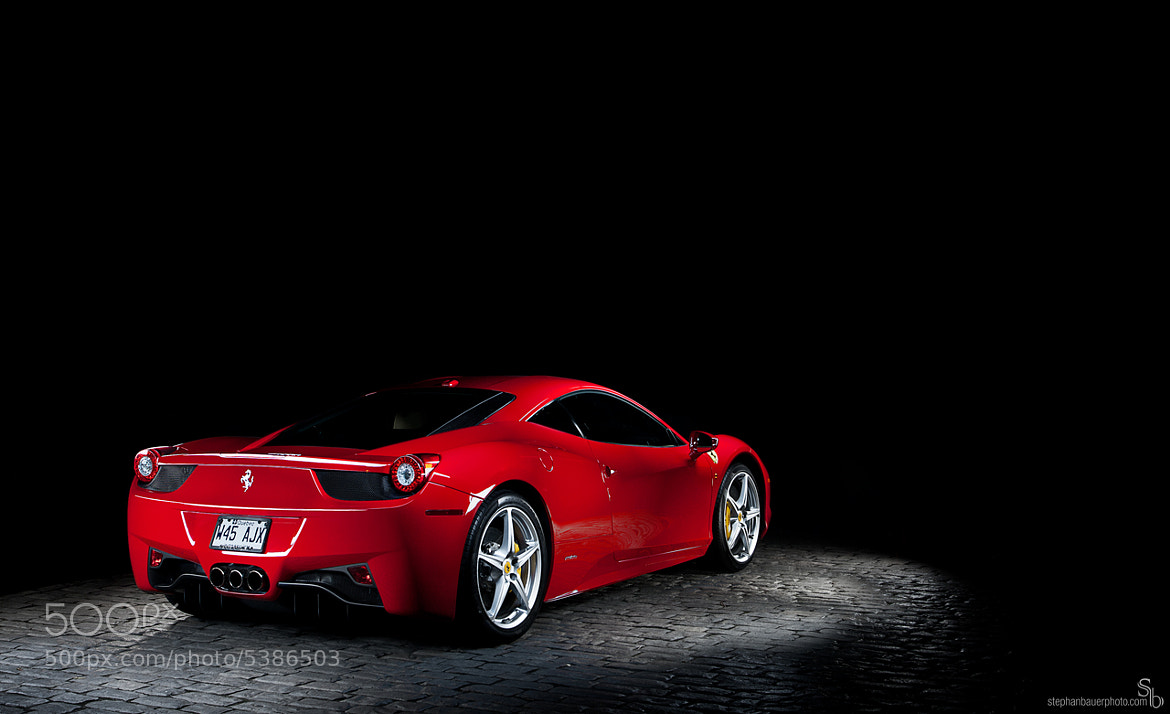 Photograph The Italian Mistress. by Stephan Bauer on 500px