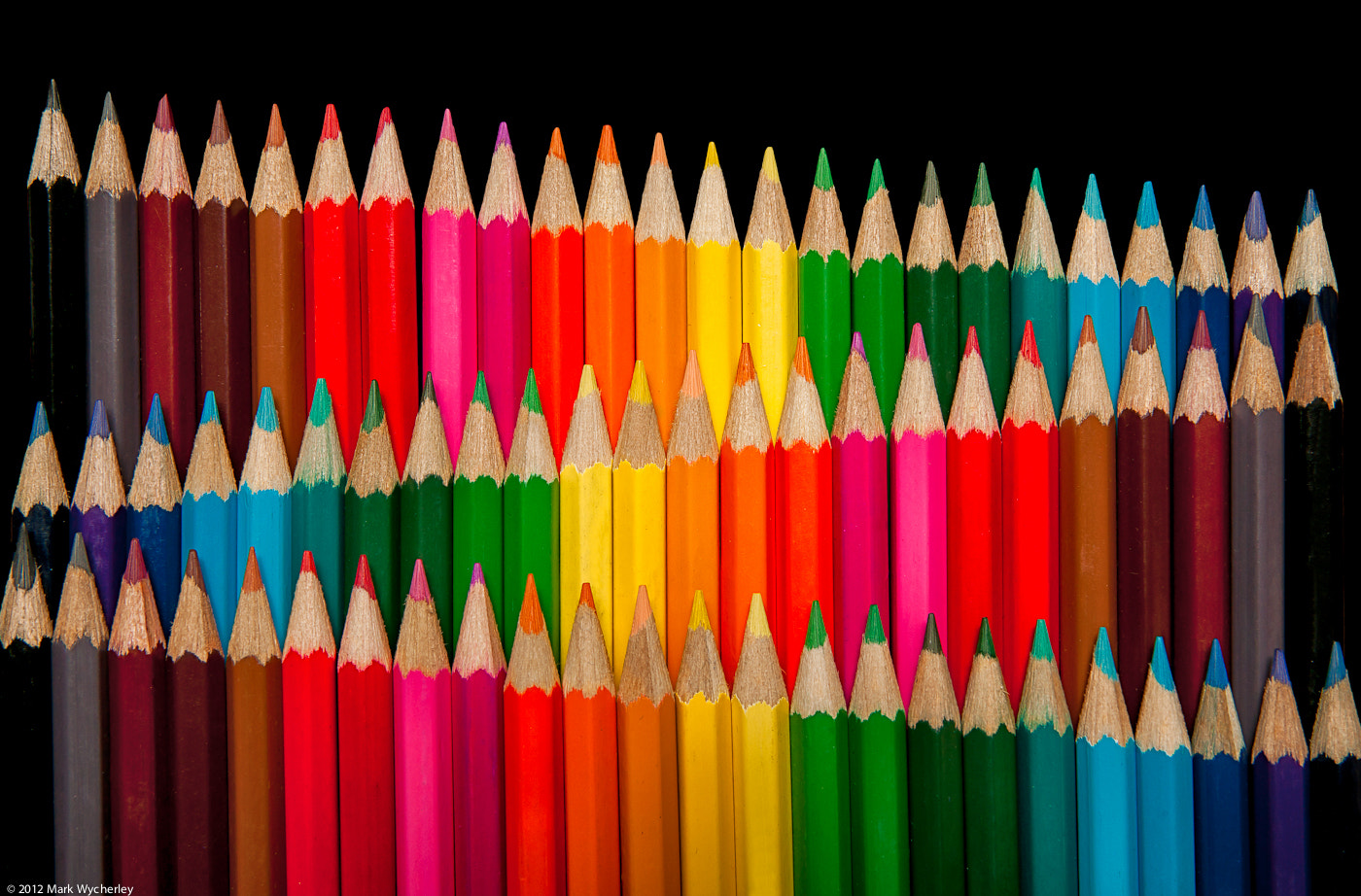 Photograph Pencils by Mark Wycherley on 500px