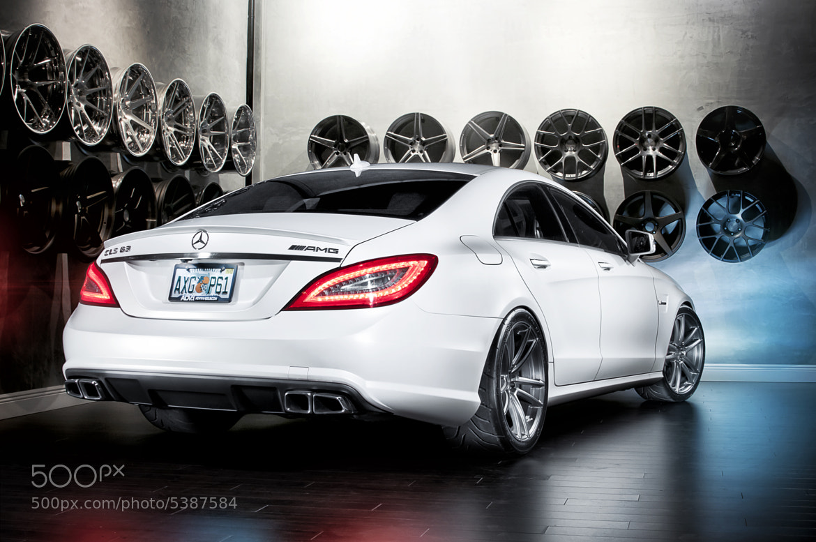 Photograph ADV.1 Mercedes CLS 63 AMG by William Stern on 500px