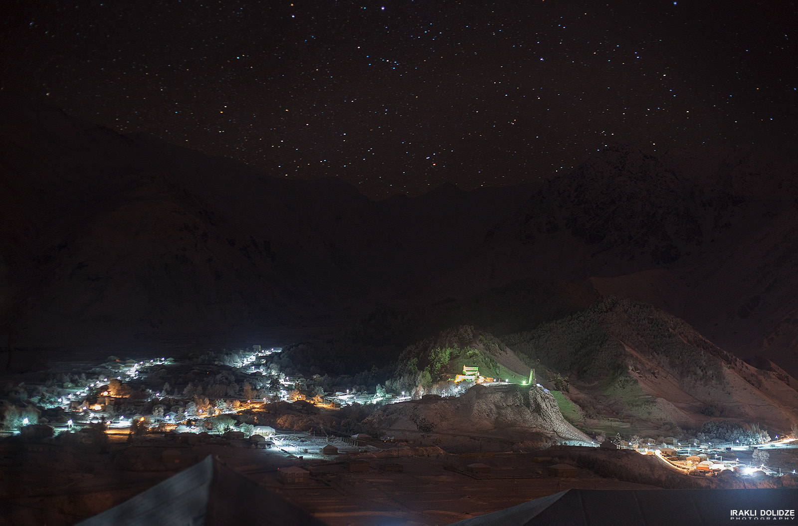 Photograph Kazbegi, Sioni by IRAKLI DOLIDZE on 500px