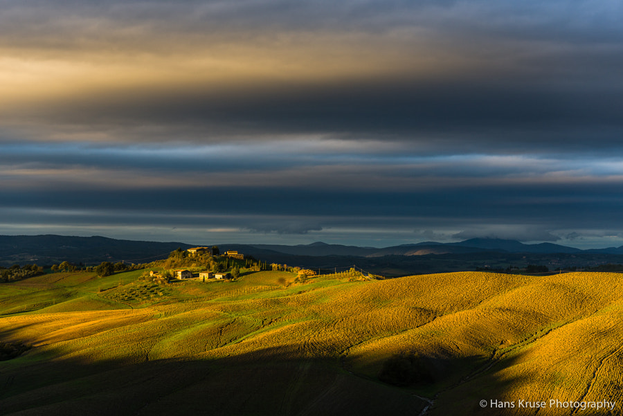 This photo was shot during the Tuscany November 2013 photo workshop.  There is a new photo workshop in November 2014. See my homepage for details.