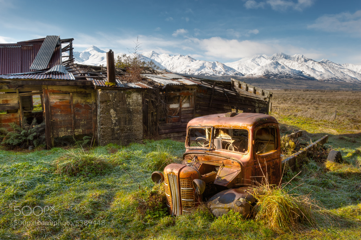 Photograph Abandoned by Andrew Duncan on 500px