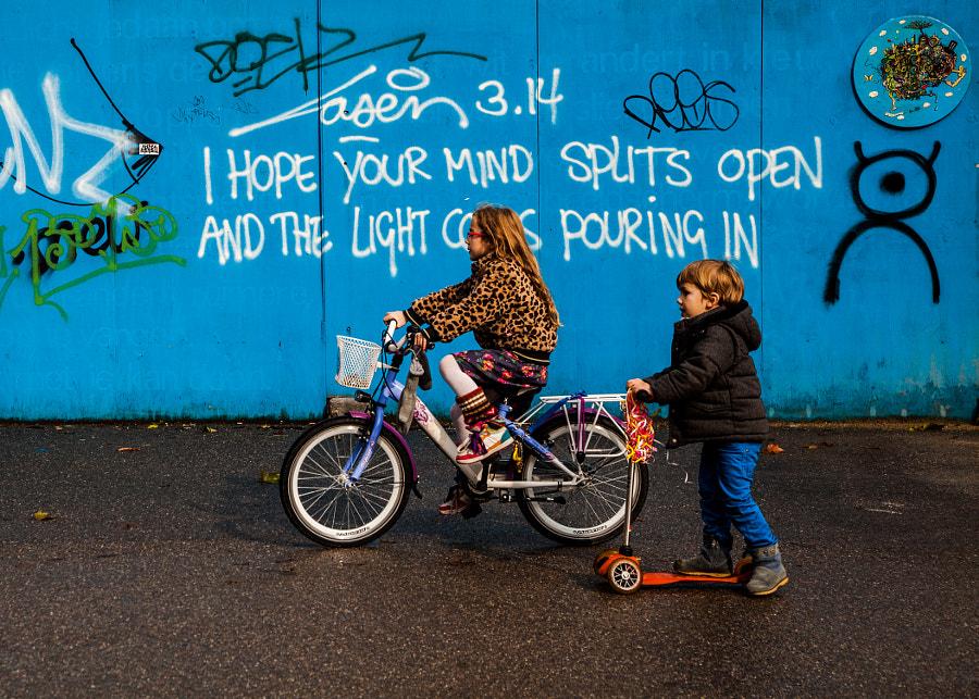 I hope your mind splits open...