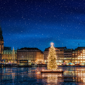 Xmas in Hamburg