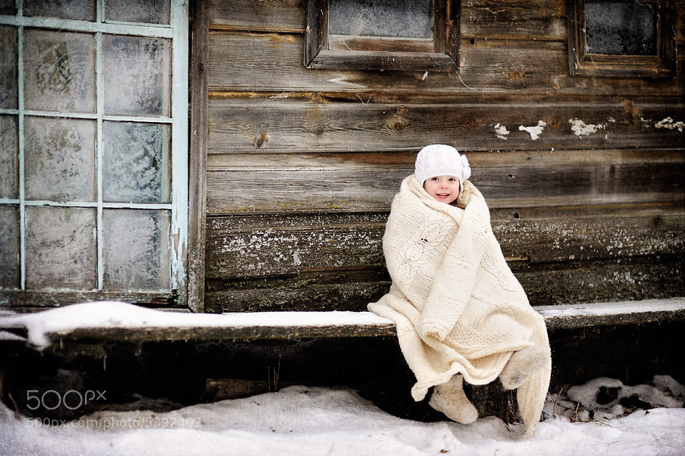 Photograph 26 below zero by Evgeniya Semenova on 500px