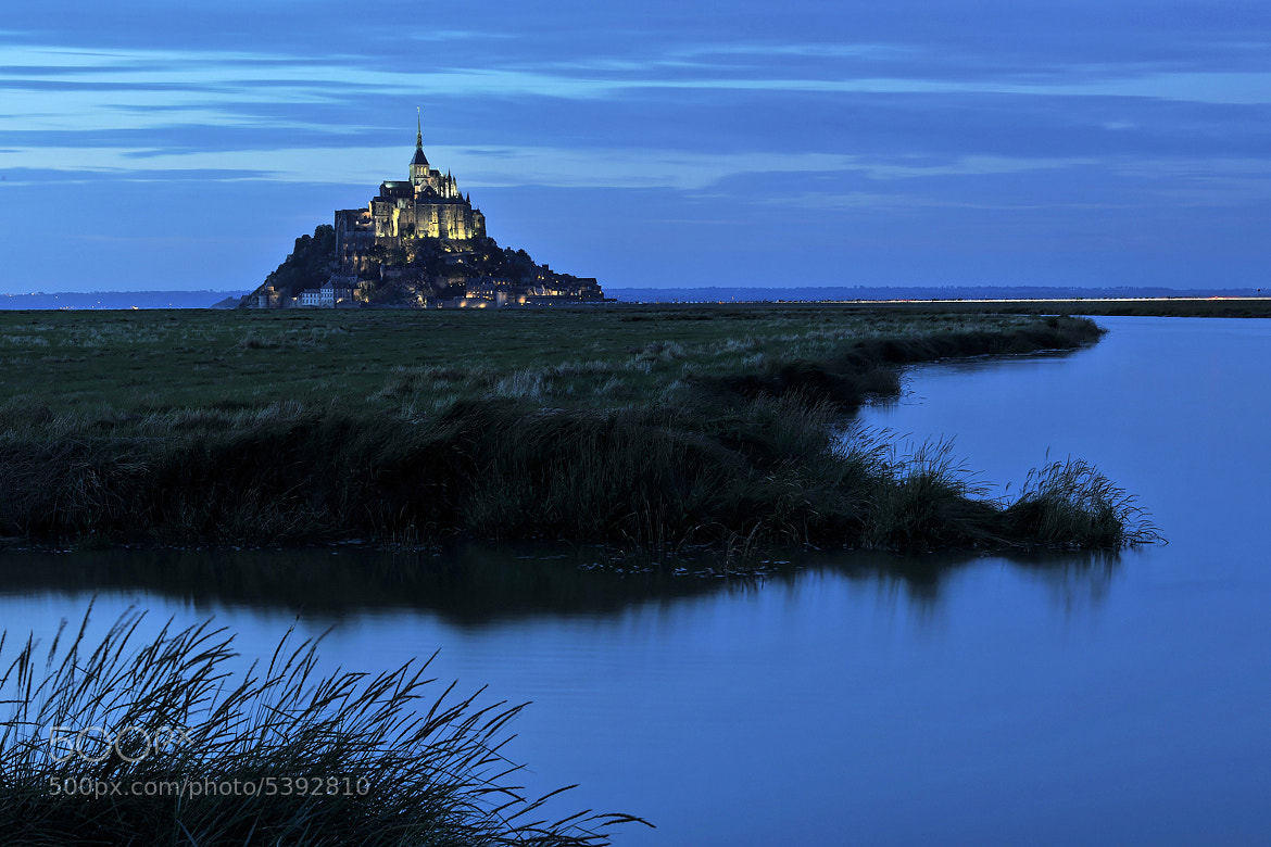 Photograph Mont St-Michel, France by Laurent Thery on 500px