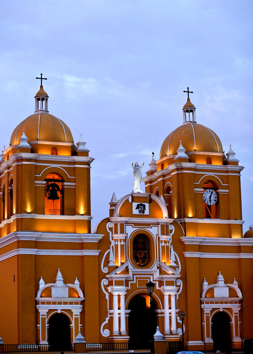 Photograph Cathedral of Trujillo, Peru by Jon Berry on 500px