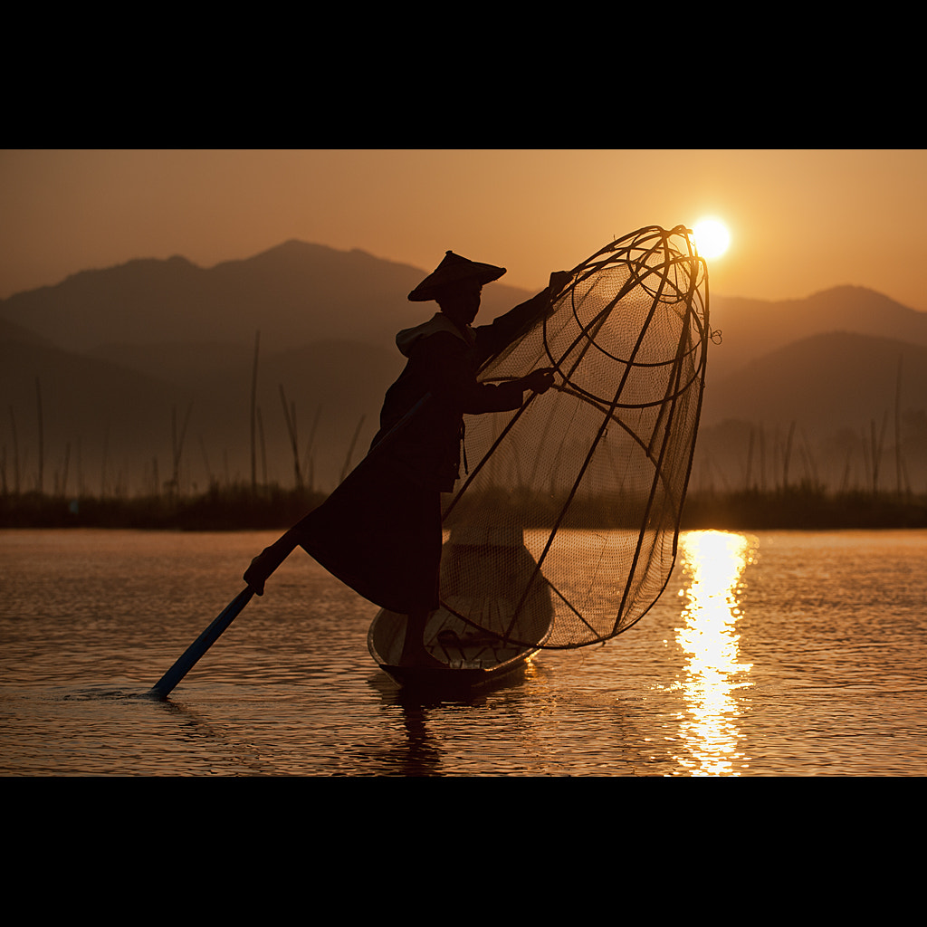 Photograph Morning Fisherman by Malcolm Fackender on 500px