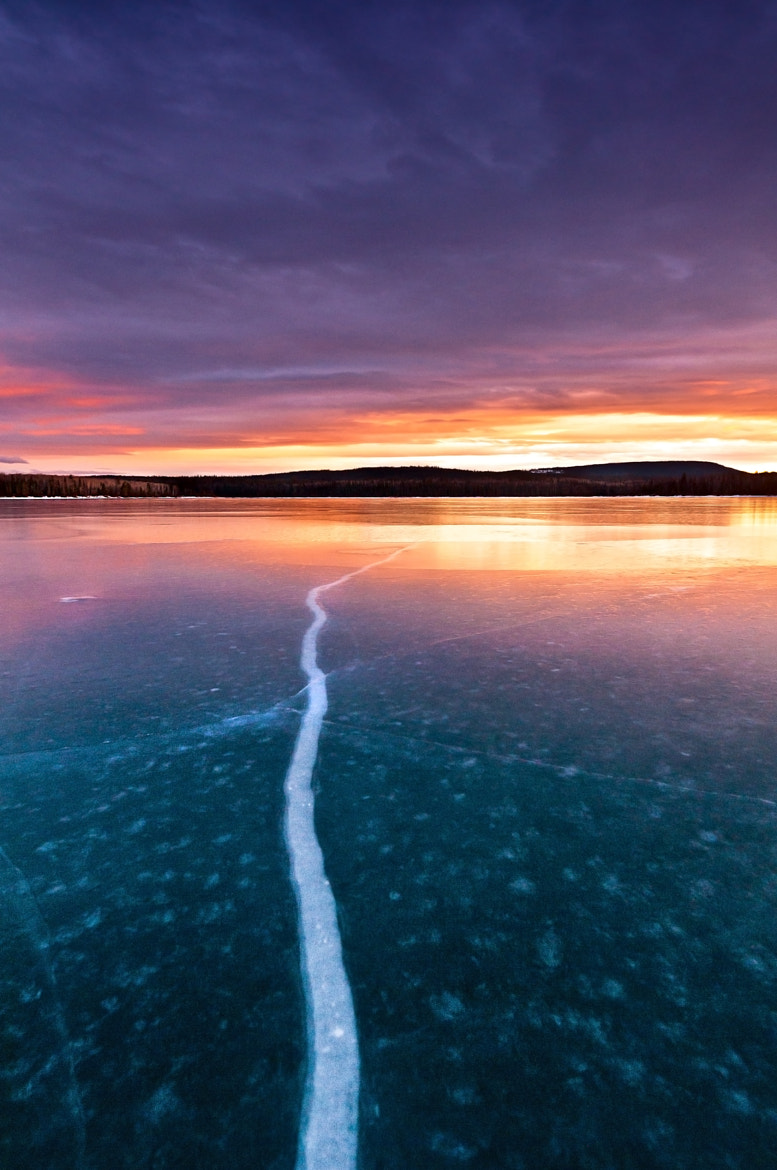 Photograph Green Lake Sunset by Lucas Jungmann on 500px