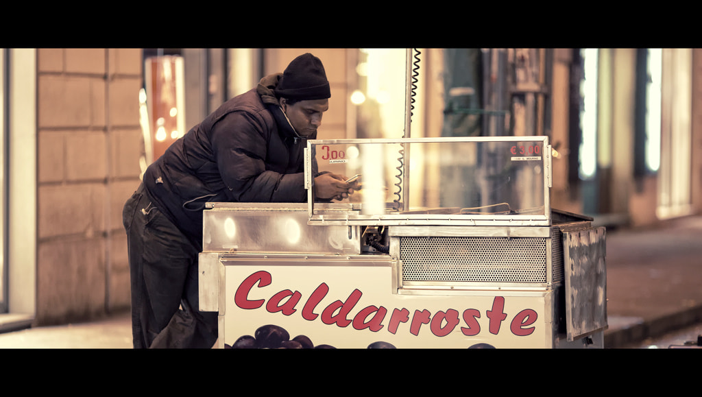 Photograph Caldarroste by laura  malucchi on 500px