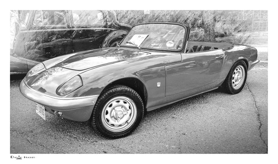 1975 Lotus Elan S2-bw