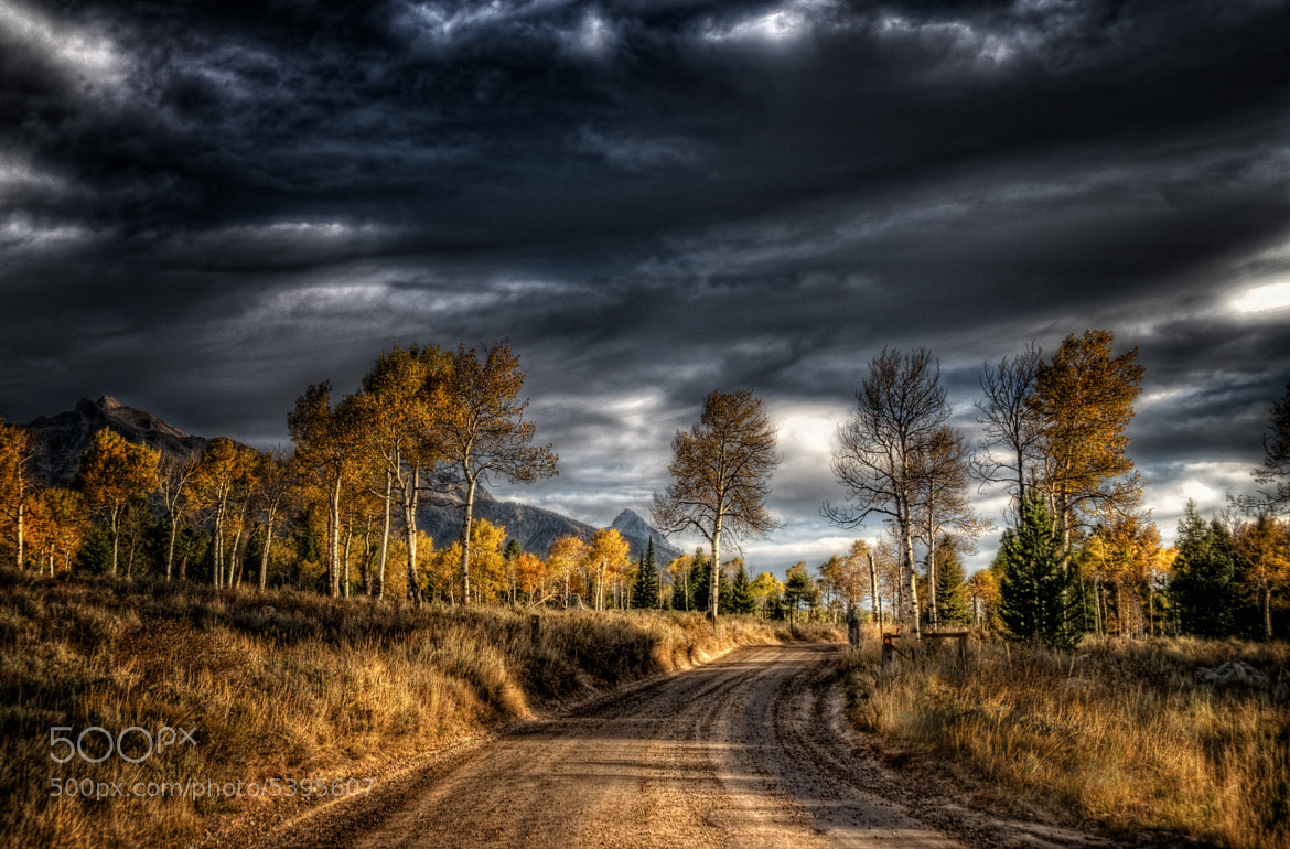 Photograph Storm Approaches by Steve Steinmetz on 500px