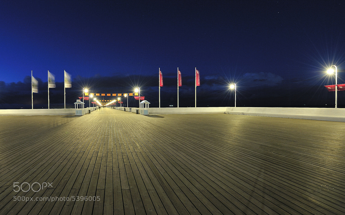 Photograph Sopot Pier by Mirek  . on 500px
