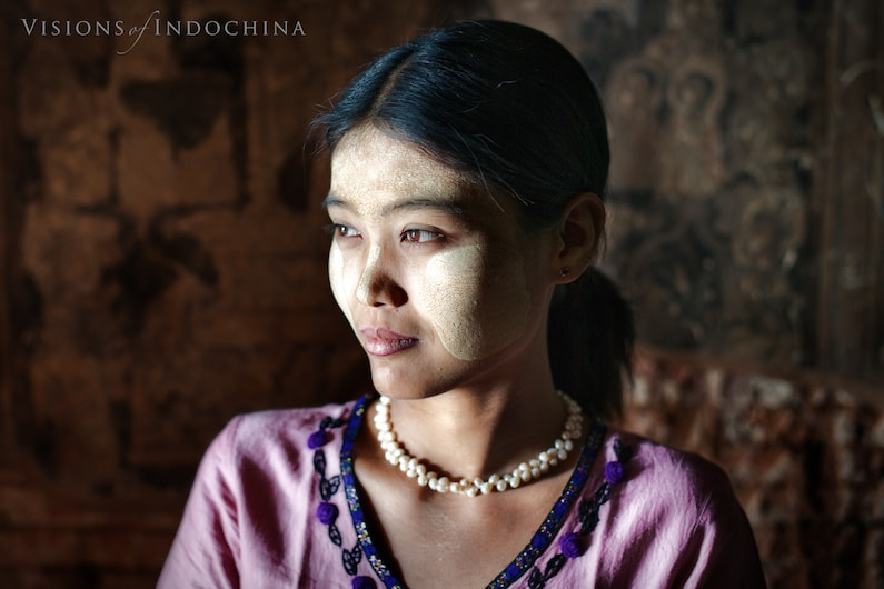 Photograph Burmese woman of Bagan by Visions of Indochina on 500px