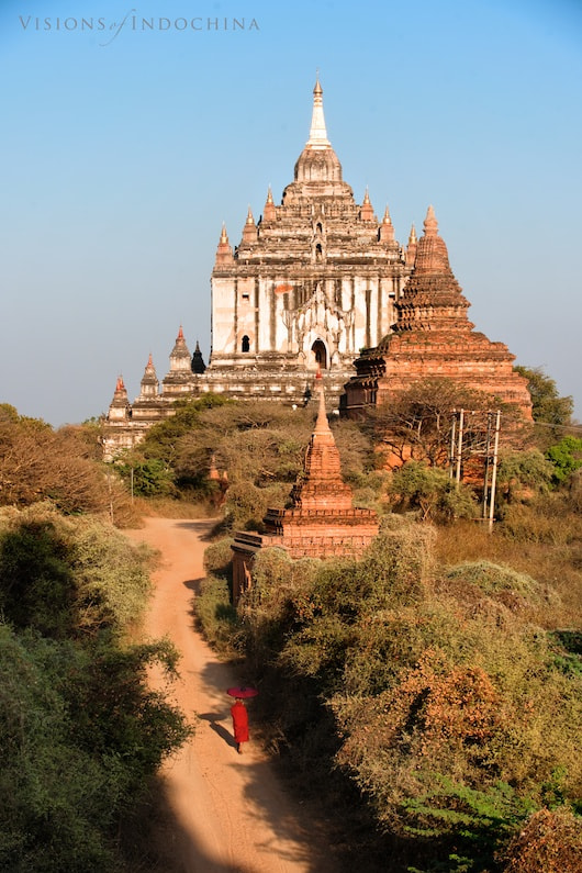 Photograph The temples of Bagan by Visions of Indochina on 500px