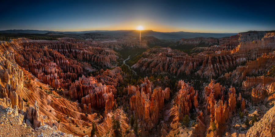 Bryce Canyon Sunrise by Javier de la Torre on 500px.com