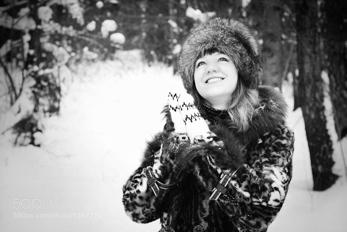 Photograph Зимнее настроение by Olya Kangro on 500px