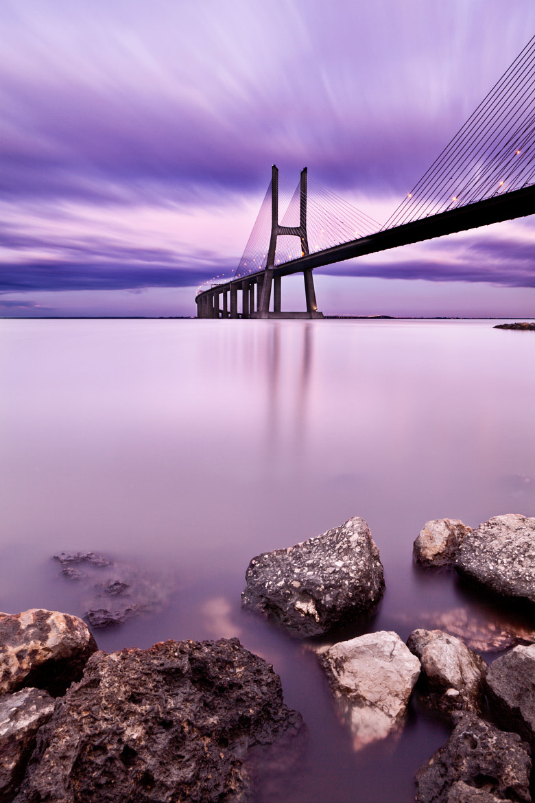 Photograph Vasco da Gama bridge by Jorge Maia on 500px