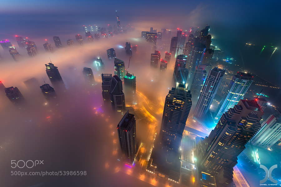 Photograph Marina Cotton Dreams by Daniel Cheong on 500px