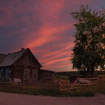 Solovki morning