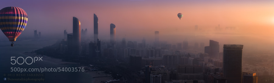 Photograph ABU DHABI, 4TH DEC 2013 by Beno Saradzic on 500px
