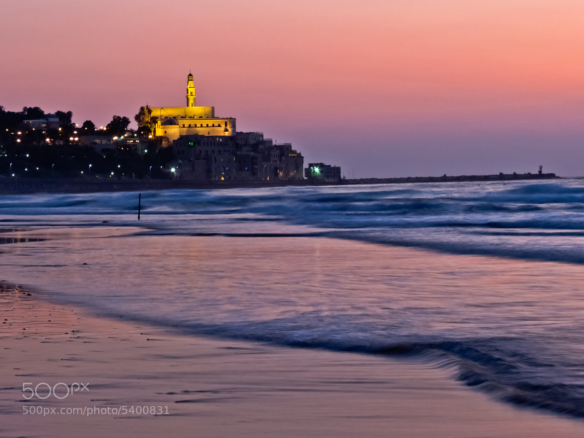 Photograph The Old Jaffa ,Sunset by Mark Kats on 500px