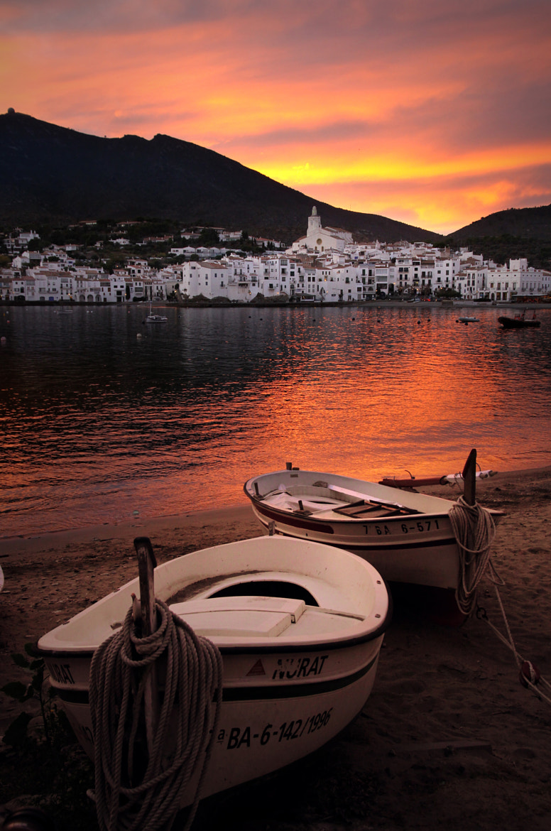 Photograph Cadaquès by David Bénézech on 500px