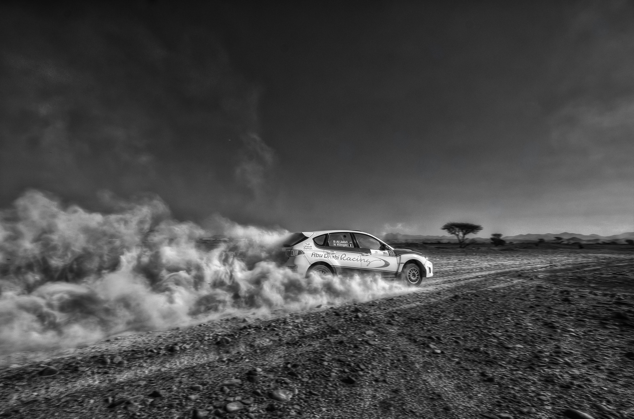 Photograph Entrant - Abu Dhabi Racing by Zoheb Desai on 500px